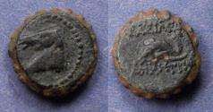 Ancient Coins - Seleucid Kingdom, Demetrios 162-150 BC, AE15