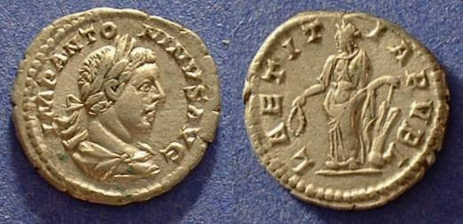 Ancient Coins - Elagabalus 218-222 Denarius