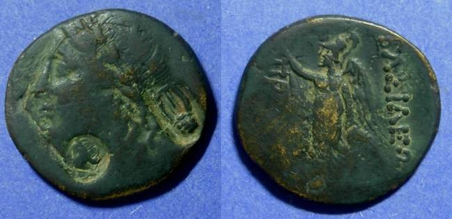 Ancient Coins - Bithynia Kingdom Prusias I 228-185 BC AE27