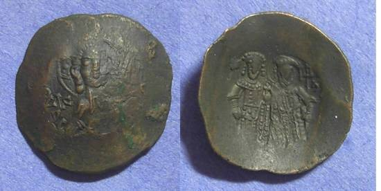 Ancient Coins - Byzantine Empire Alexius III 1195 - 1203
