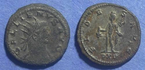 Ancient Coins - Roman Empire, Gallienus 253-268 AD, Antoninianus