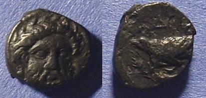 Ancient Coins - Adramytteion, Mysia AE11 Circa 350BC