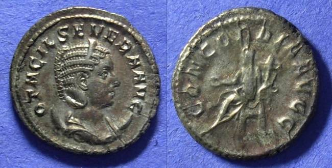 Ancient Coins - Otacilia Severa (Wife of Philip I) 244-9 Antoninianus