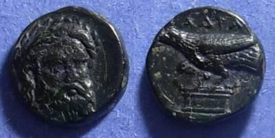 Ancient Coins - Adramytteion, Mysia Circa 350 BC, AE11
