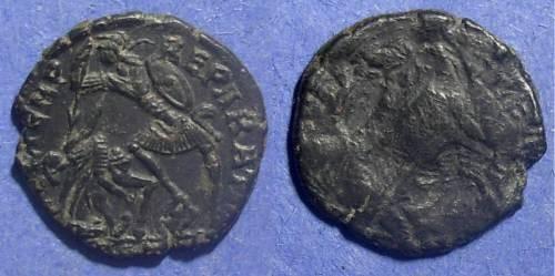Ancient Coins - Roman Empire, Constantinian Circa 350's, AE3