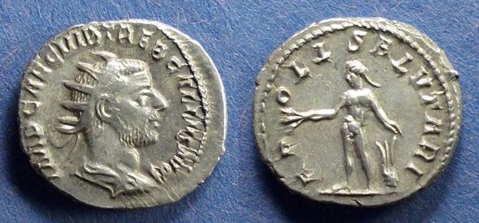 Ancient Coins - Roman Empire, Trebonianus Gallus 251-3, Antoninianus