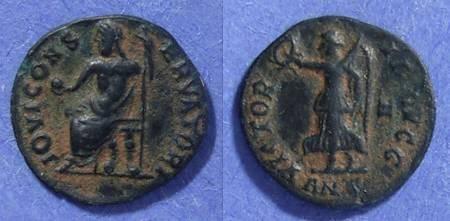 Ancient Coins - Roman Empire, Anonymous Maximinus II 309-313 AD, AE4