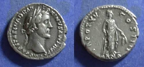 Ancient Coins - Roman Empire, Pius 138-161, Denarius
