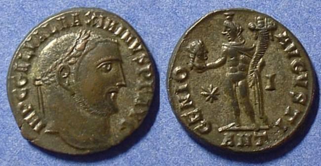 Ancient Coins - Maximinvs II Daia 309-313AD Follis