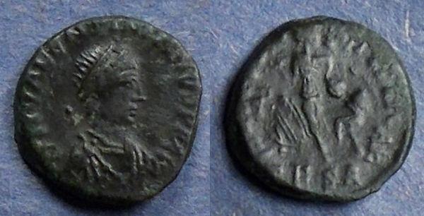 Ancient Coins - Roman Emipre, Valentinian II 375-392, AE4