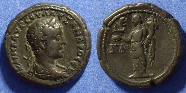 Ancient Coins - Roman Egypt - Severus Alexader 222-235AD Tetradrachm