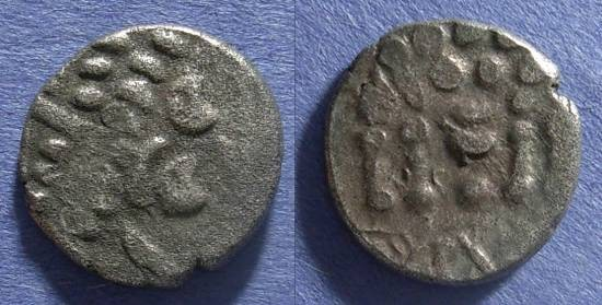 Ancient Coins - Celtic Britian, Durotiges Circa 50 BC, Stater