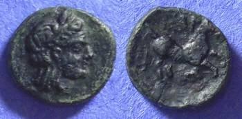 Ancient Coins - Gargara Troas - AE9 Circa 400 BC
