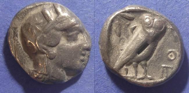 Ancient Coins - Eastern imitation or Athens,  Circa 400 BC, Tetradrachm