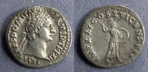 Ancient Coins - Roman Empire, Domitian 81-96, Denarius