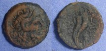 Ancient Coins - Egypt, Ptolemy X 101-88 BC, AE17