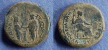Ancient Coins - Lydia, Sardes, Tiberius & Livia 14-37, AE19