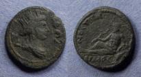 Ancient Coins - Lydia, Mostene, Pseudo-autonomous Circa 50 AD, AE19