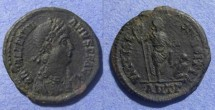 Ancient Coins - Roman Empire, Valentinian II 375-392, AE2