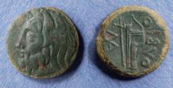 Ancient Coins - Skythia, Olbia 310-280 BC, AE22