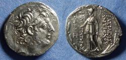 Ancient Coins - Seleucid Kingdom, Antiochos IX 113-95 BC, Tetradrachm