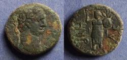 Ancient Coins - Judaea, Ascalon, Domitian 81-96 AD, AE18