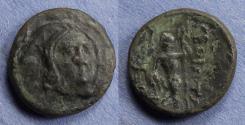 Ancient Coins - Boeotia, Federal coinage Circa 220 BC, AE18