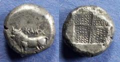 Ancient Coins - Bithynia, Kalchedon 387-340 BC, Tetradrachm