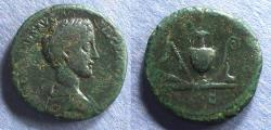 Ancient Coins - Roman Empire, Commodus (as Caesar) 166-177, Aes
