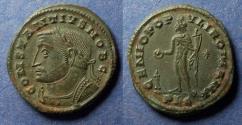 Ancient Coins - Roman Empire, Constantius (as Caesar) 293-305, Follis