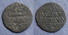 World Coins - Arturqids of Mardin, Ghazi I 637-658AH/1239-1260AD, Dirhem