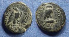 Ancient Coins - Synnada Phrygia, Tiberius 14-37, AE15