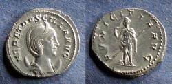 Ancient Coins - Roman Empire, Herennia Etruscilla 249-251, Anoninianus