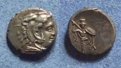 Ancient Coins - Pergamon, Mysia 310-282 BC, Diobol