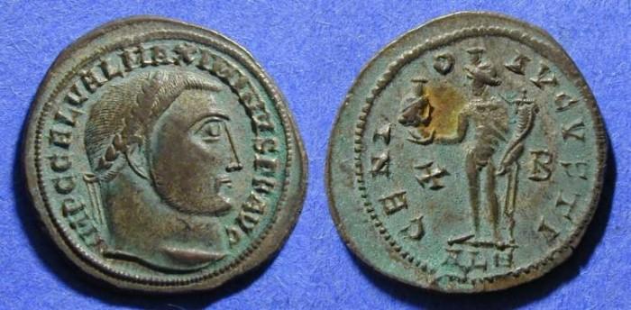 Ancient Coins - Maximinus II Daia - 309-313 Follis