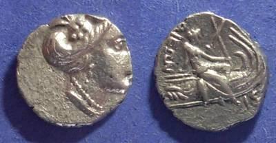 Ancient Coins - Histiaea, Euboaea Circa 350 BC, Tetrobol