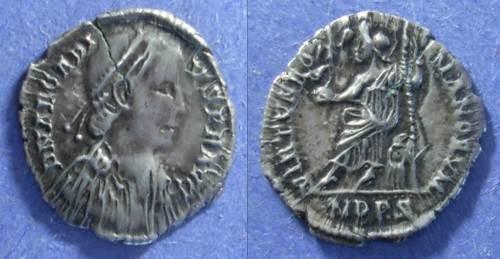 Ancient Coins - Roman Empire, Arcadius 383-408, Siliqua