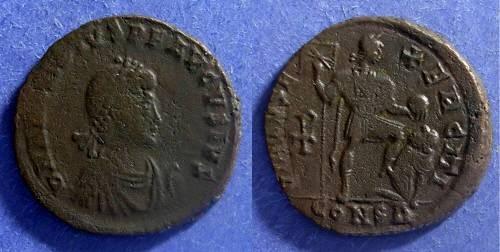 Ancient Coins - Roman Empire, Arcadius 383-408 AD, AE2
