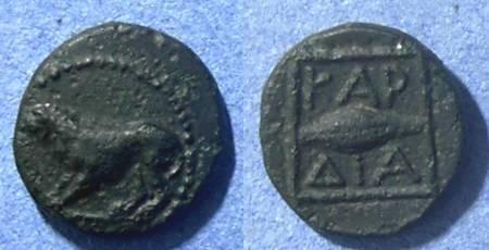 Ancient Coins - Thrace, Kardia 300-270 BC, AE13
