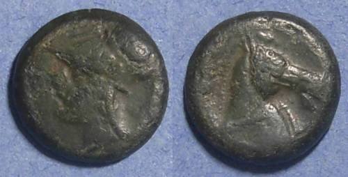 Ancient Coins - Roman Republic,  273-270 BC, Litra
