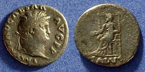 Ancient Coins - Nero 54-68  Denarius