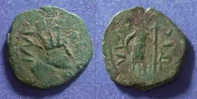 Ancient Coins - Roman Empire,  Circa 270 AD, Barb. Radiate