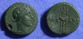 Ancient Coins - Amisos Pontos AE13 100-63 BC