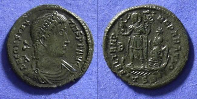 Ancient Coins - Constantius II 337-361AD Centenionalis