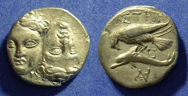Ancient Coins - Istros Thrace - Stater 400-350 BC