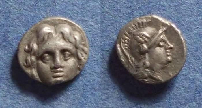 Ancient Coins - Selge, Pisidia 350-300 BC, Obol