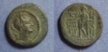 Ancient Coins - Cilicia, Korykos Circa 100-50 BC, AE18