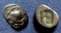 Ancient Coins - Ionia, Uncertain city Circa 500 BC, Obol