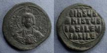 Ancient Coins - Byzantine Empire, Anonymous Class A2 976-1025, Follis
