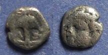 Ancient Coins - Apollonia Pontika, Thrace 410-340 BC, Obol